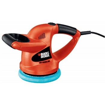 BLACK+DECKER 6-inch Random Orbit Waxer/Polisher (WP900)