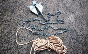 Best Anchor Ropes & Chains For Your Boat Featured