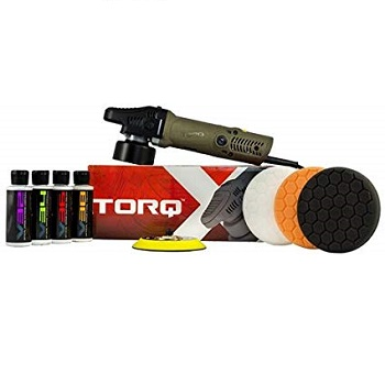 Chemical Guys BUF_503X TORQX Random Polisher Kit