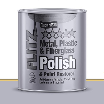 Flitz Multi-Purpose Polish and Cleaner Made in the USA 2lb