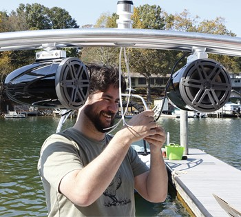 How To Install Marine Speakers