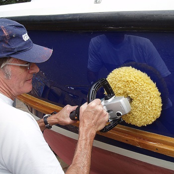 How To Polish A Boat