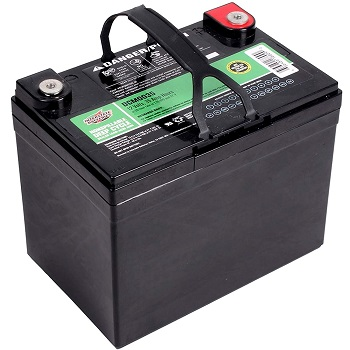 Interstate Batteries 12V 35AH SLA AGM Deep Cycle Battery