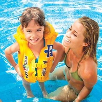 Kids Swim Vests vs. Life Jackets