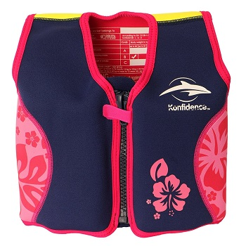 Konfidence The Original Jacket - Buoyancy Swim Vest
