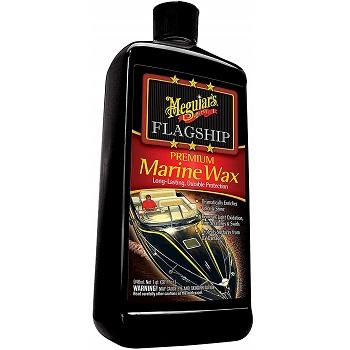 MEGUIAR's M6332 Flagship Premium Marine Wax