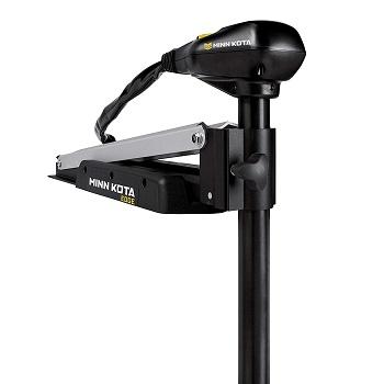 MinnKota Edge Bowmount Foot Control Trolling Motor