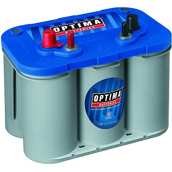 Optima Batteries 8016-103 D34M Deep Cycle Marine Battery