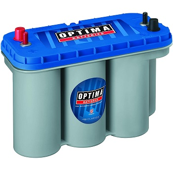 Optima Batteries 8052-161 D31M BlueTop Starting Battery