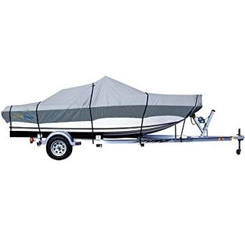 PrimeShield Heavy Duty Waterproof Boat Cover