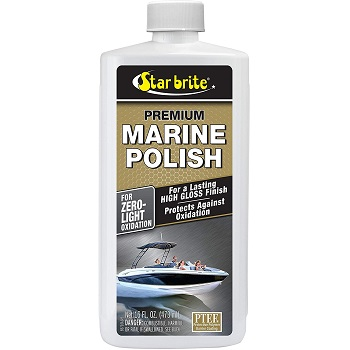 STAR BRITE Premium Marine Polish with PTEF