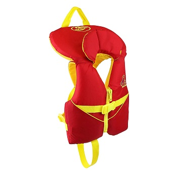 Stohlquist Toddler Life Jacket Coast Guard Approved Life Vest