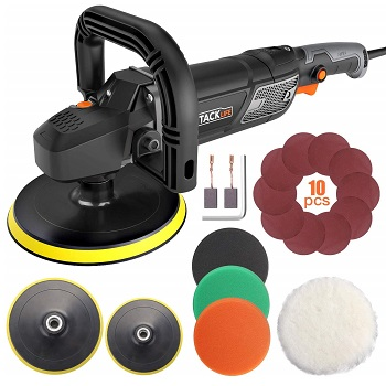 TACKLIFE Buffer Polisher 7-Inch