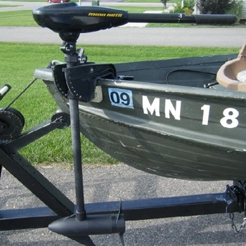 Tips For Trolling Motor Maintenance