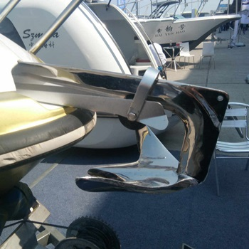 Types Of Boat Anchor Materials