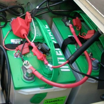 Types Of Deep Cycle Marine Batteries