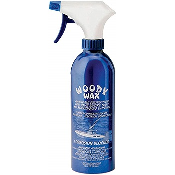 Woody Wax Awesome Protection For Your Boat