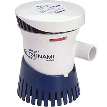 Attwood Tsunami Manual Bilge Pump