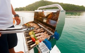 Best Boat Grills Featured