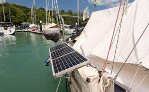 Best Marine Solar Panels Featured