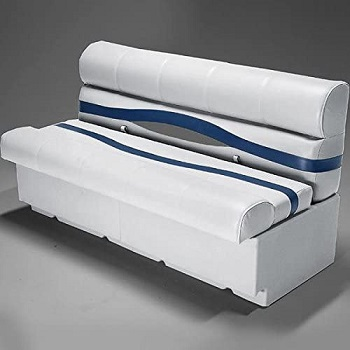 "DeckMate Premium 55"" Pontoon Boat Seats"