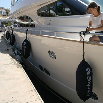 Features To Consider When Choosing Boat Fender Covers
