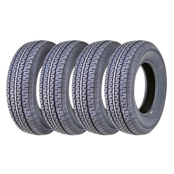 Grand Ride New Premium Free Country Trailer Tires ST 205/75R15