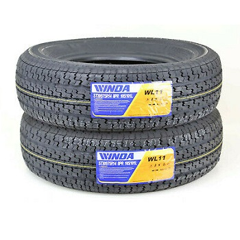 Grand Ride Premium WINDA Trailer Tires ST 205/75R14 8PR