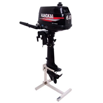 HANGKAI 6HP 2 Stroke Outboard Motor with Water Cooling System