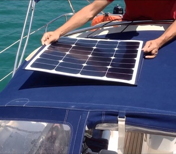 How And Where To Install Marine Solar Panels