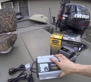 How To Install Onboard Marine Battery Charger