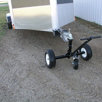How To Use a Trailer Dolly