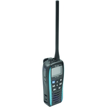 ICOM M25 21 Handheld VHF Radio IC-M25 BLUE