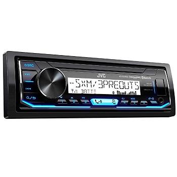 JVC KD-X35MBS SiriusXM Bluetooth Marine Stereo Receiver