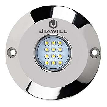 Jiawill 60W CREE LED Surface Mount Underwater Boat Lights