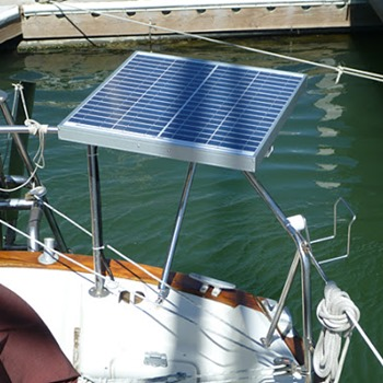 Marine Solar Panel Buying Guide