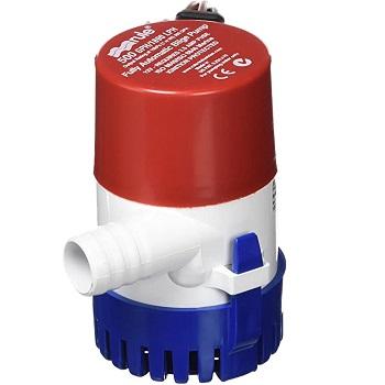 Rule 25S-Marine 500 Automatic Marine Bilge Pump