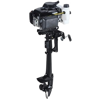 SEA DOG WATER SPORTS 4 Stroke 4.0HP Outboard Motor