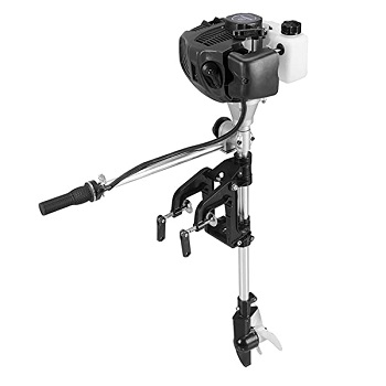 SEA DOG WATER SPORTS Outboard Motor 2.5 HP 2 Stroke