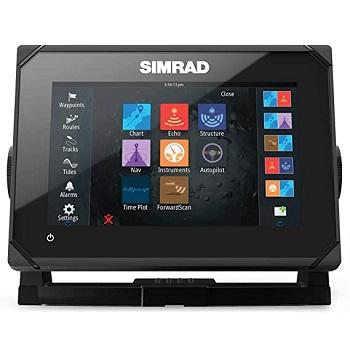 Simrad GO7 XSE Chartplotter/Fishfinder w/TotalScan