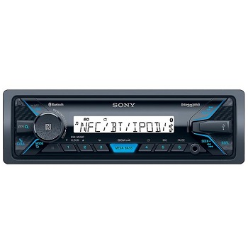 Sony DSX-M55BT Bluetooth Marine Digital Media Stereo Receiver with SiriusXM