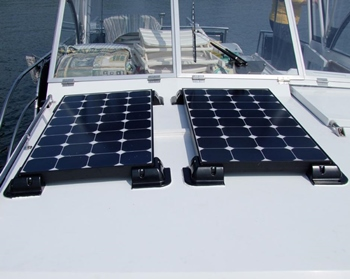 Types Of Marine Solar Panels
