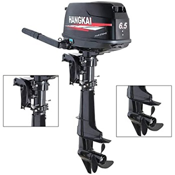 US DELIVER Outboard Motor 6.5HP Water Cooling 4-Stroke
