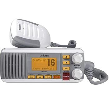 Uniden UM385 25 Watt Fixed Mount Marine Vhf Radio
