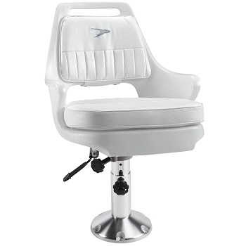 Wise Standard Pilot Chair with Adjustable Height Pedestal