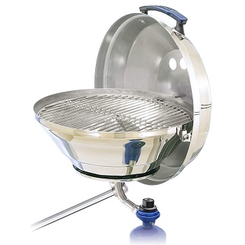 Magma Marine Kettle Gas Grill Stainless Steel Adjustable Control Valve