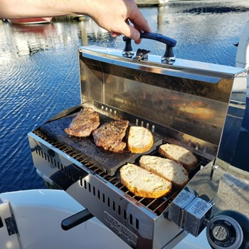 Maintenance & Safety Tips for Boat Grills