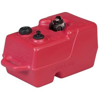 Moeller Portable Fuel Tanks Sight Gauge Seamless EPA Compliant
