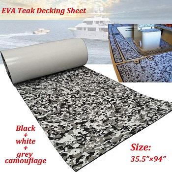 Yuanjiasheng Non-Slip and Self-Adhesive Boat Flooring Pad